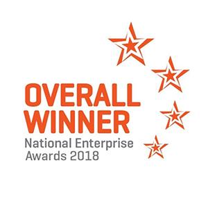 Winner National Enterprise awards